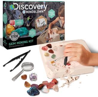 Discovery #MINDBLOWN Gem Mining Kit
