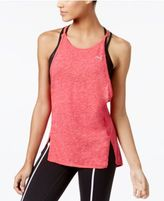 Puma Dancer Drapey Racerback Tank Top