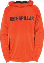 CAT Adobe Orange Contour Hoodie