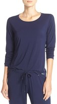 Naked Women's Long Sleeve Stretch Modal Top