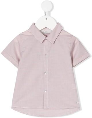 Christian Dior Micro-Pattern Shirt