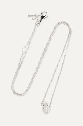 Piaget Possession 18-karat White Gold Diamond Necklace