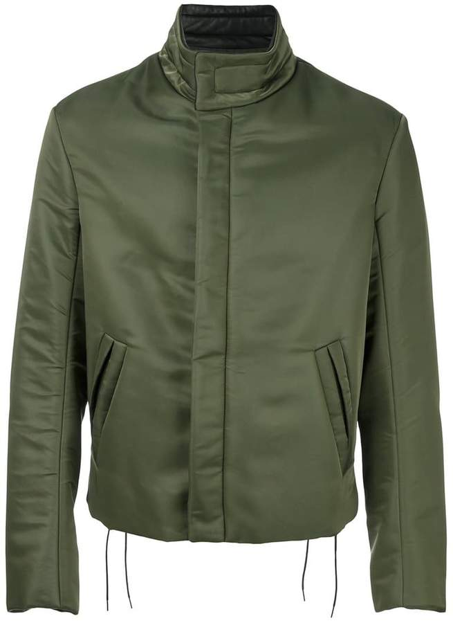 Maison Margiela funnel neck casual jacket