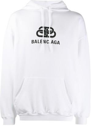 Balenciaga New BB hoodie