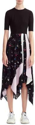 Maje Rilila Knee-Length Dress
