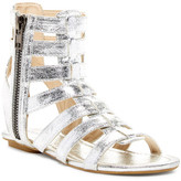 Michael Antonio Debbie Metallic Gladiator Sandal