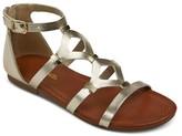 Cherokee Girls' Glenna Embellished Gladiator Sandals - Assorted Colors