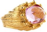 Devon Leigh Pink Topaz Ring, Size 7