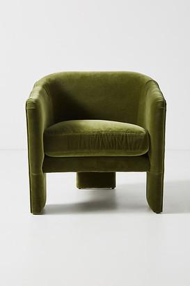 Anthropologie Effie Tripod Chair By in Beige