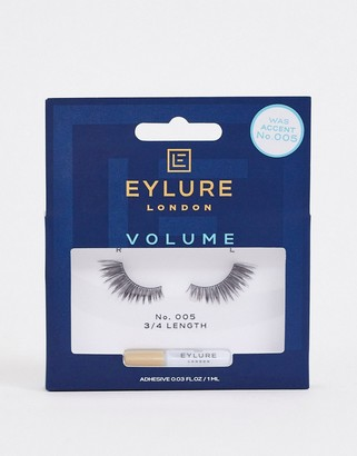 Eylure Accents 3/4 Lashes - No. 005
