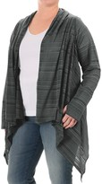 Columbia Adera Inner Luminosity II Wrap - Cotton Blend (For Plus Size Women)