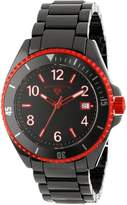 Swiss Legend Men's 11528-BKBRDA Luminar Dial High-Tech Ceramic Watch