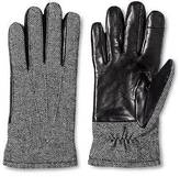 Merona Merona; Men's Herringbone Dress Gloves Gray M