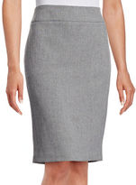 Kasper Suits Pencil Skirt