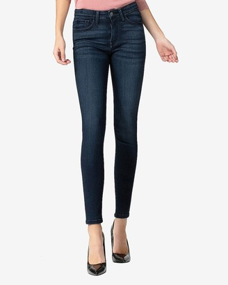 Express Flying Monkey Mid Rise Skinny Jeans