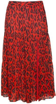 Derek Lam 10 Crosby Qualley Maxi Skirt