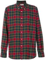 Barbour Finley plaid shirt