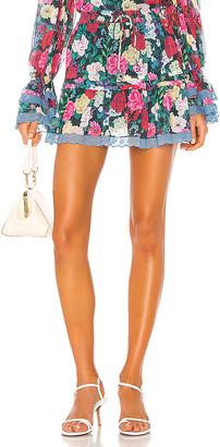 Rococo Sand Tallia Mini Skirt