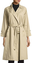 Frame Classic Trench Coat, Camel