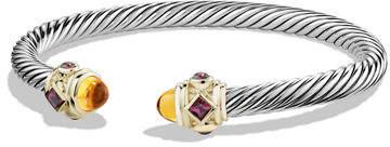 David Yurman Renaissance Bracelet with Gold