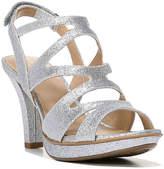 Naturalizer Women's Dianna Sandal -Silver Glitter