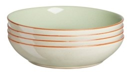 Denby Heritage Orchard Set of 4 Pasta Bowls