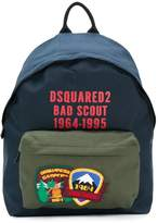 DSQUARED2 Bad Scout backpack