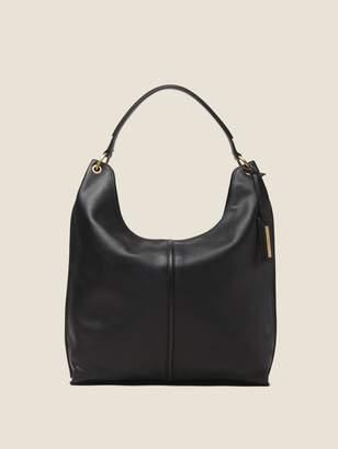 DKNY Alan Pebbled Leather Hobo