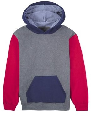 Fruit of the Loom Fleece Hoodie Sweatshirt (Little Boys & Big Boys)