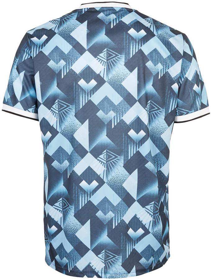 Topman Taxonomy Supreme Airbrush Football T-Shirt