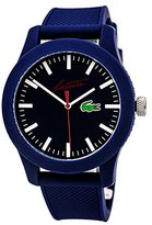 Lacoste Men's 2010860 12.12 Analog Display Quartz Blue Watch