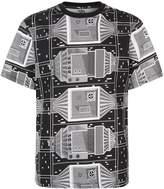 Billionaire Boys Club Skyscraper Printed T-Shirt