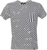 Marc Jacobs Chessboard Cotton T-shirt
