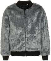 Name It NITMELISA Bomber Jacket grey melange
