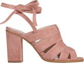 LK Bennett Seline suede sandals