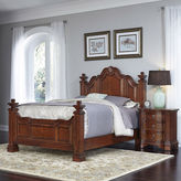 Asstd National Brand Rothwell Bed and Nightstand