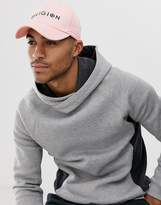 Religion Cap With Logo In Light Pink