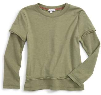Splendid Long Sleeve T-Shirt (Baby Boys)