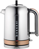 Dualit Classic Kettle - Chrome with Copper
