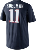 Nike Men's Julian Edelman New England Patriots Pride Name and Number T-Shirt