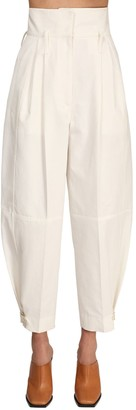 Givenchy Cotton Canvas Cargo Pants