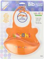 Mommys Helper Mommy's Helper Uh-Oh Bib with Crumb Catcher, 1 Pack