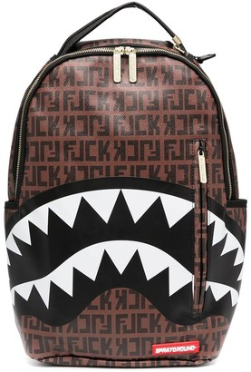 Sprayground Shark Tooth Backpack
