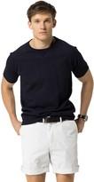 Tommy Hilfiger Final Sale- Vintage Fit Short Sleeve Sweatshirt