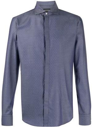 Emporio Armani Classic Button Shirt