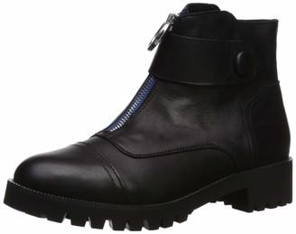 Cecelia New York Women's Tillery Fashion Boot Black 6.5 Medium US