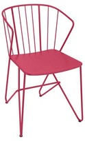 Fermob Flower Patio Chair Color: Pink Praline