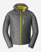 Eddie Bauer Men's MicroTherm StormDown Hooded Jacket