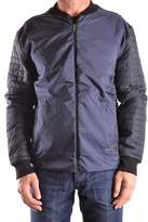Reign Men's Blue Cotton Outerwear Jacket.