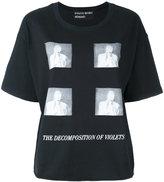 Enfants Riches Deprimes printed t-shirt - women - Cotton - XS